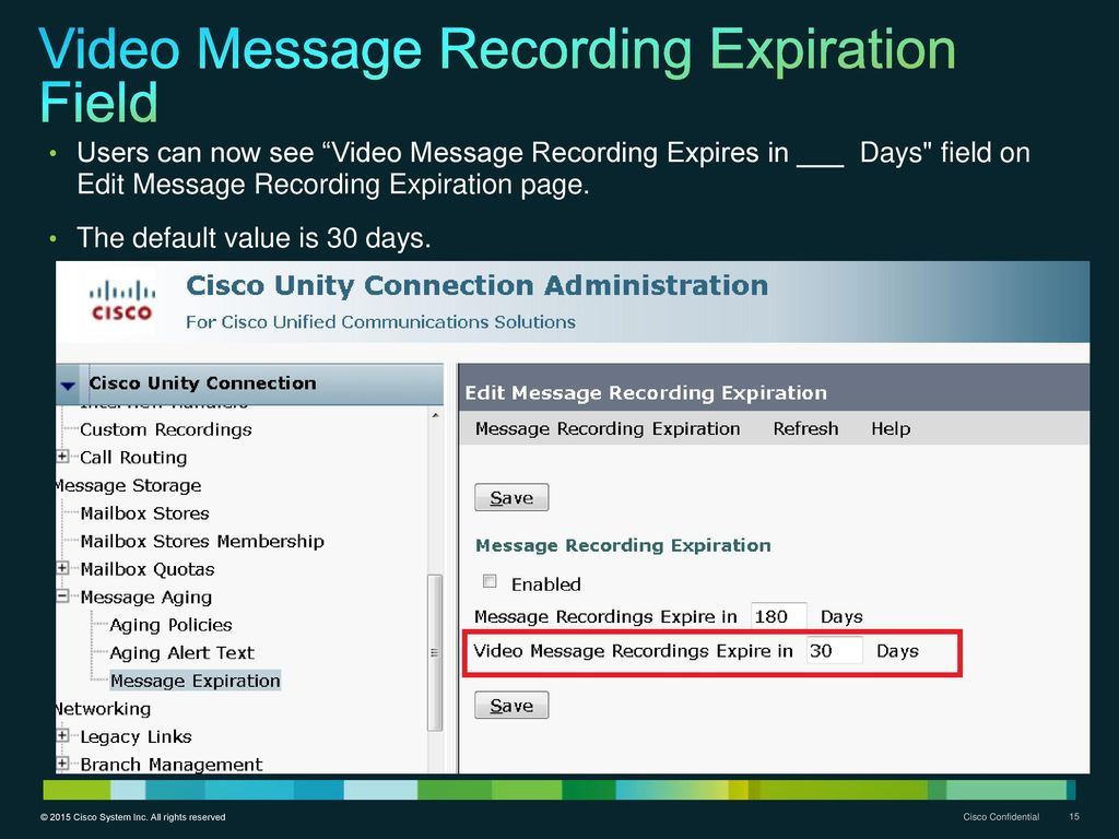 Cisco Unity Connection - ppt download