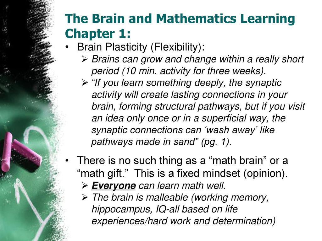 Mathematical Mindsets By Jo Boaler Ppt Download