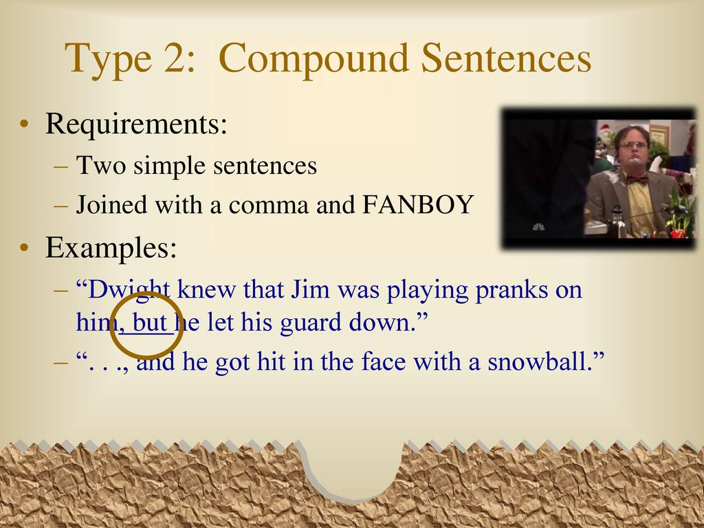 Three Sentence Structures - ppt download