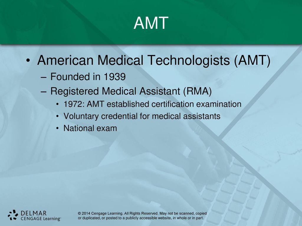 The Medical Assisting Profession - ppt download