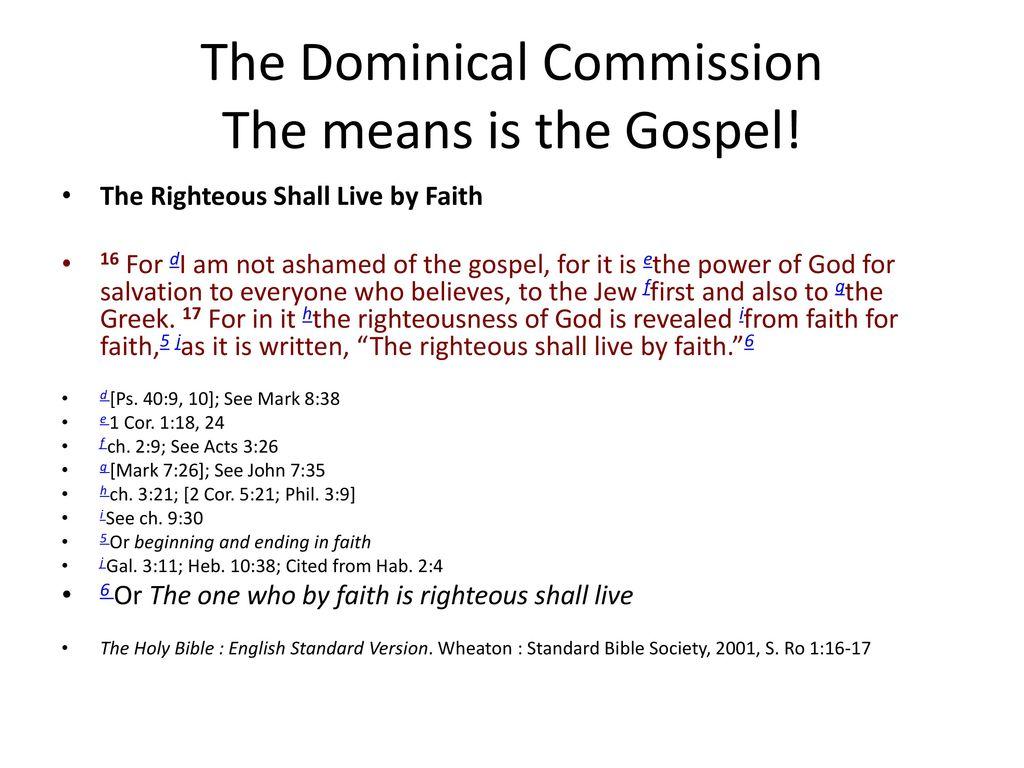Evangelism Two By Pastor Dan Domke  - ppt download