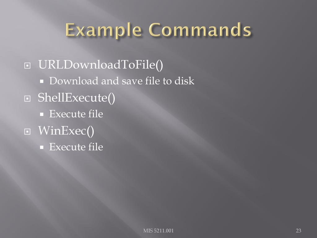 Intro to Ethical Hacking - ppt download