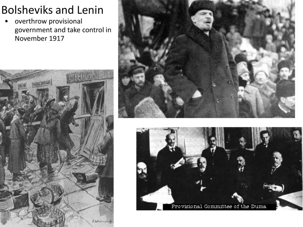Crises of the Provisional Government