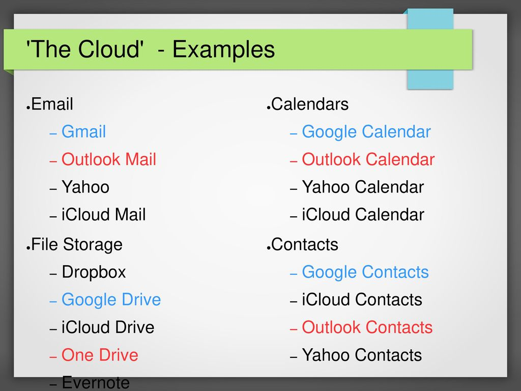 Moving to your own cloud  - ppt download