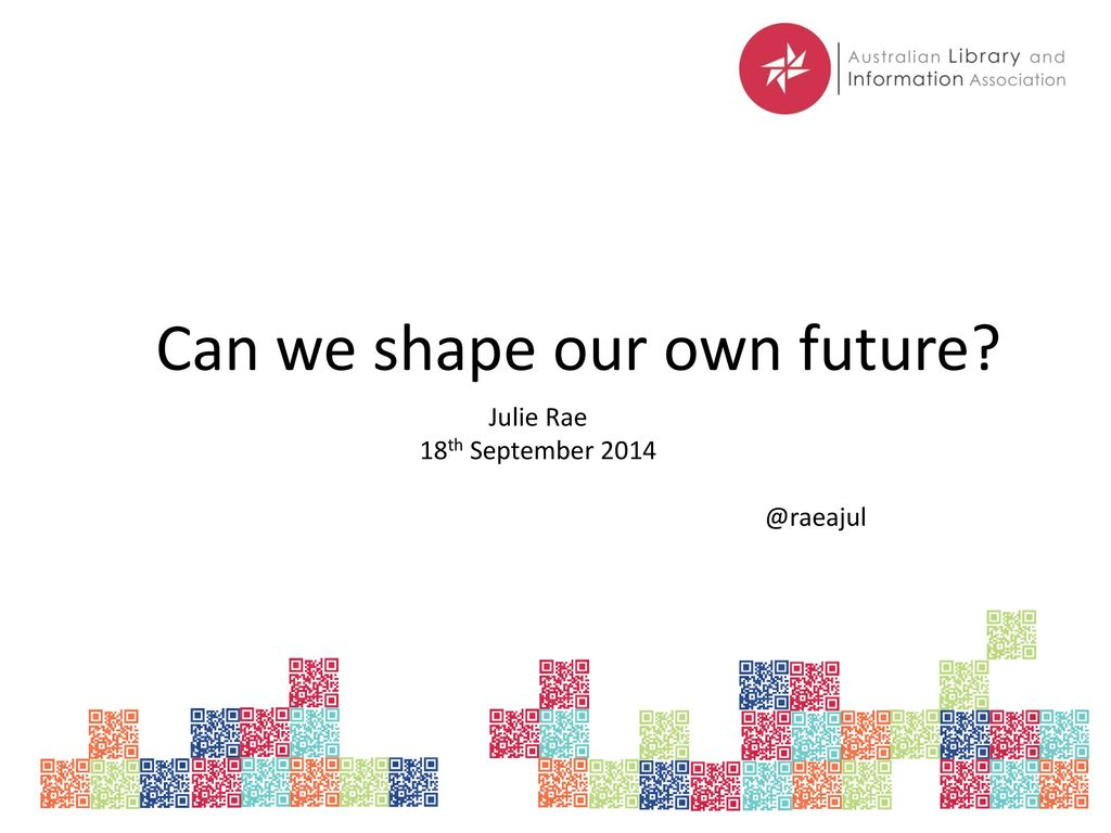 Can we shape our own future? - ppt download