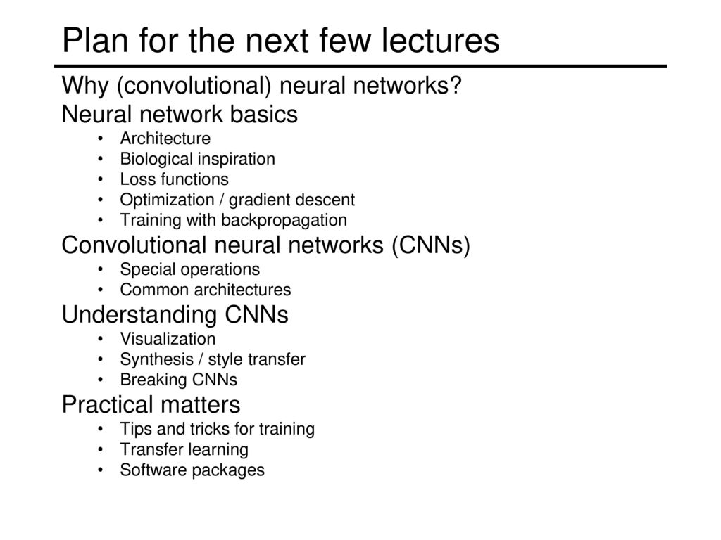 CS 2770: Computer Vision Neural Networks - ppt download