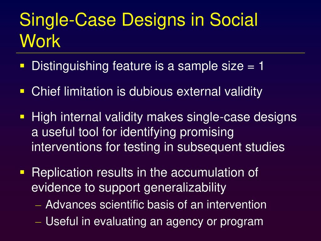 limitations of a single case study
