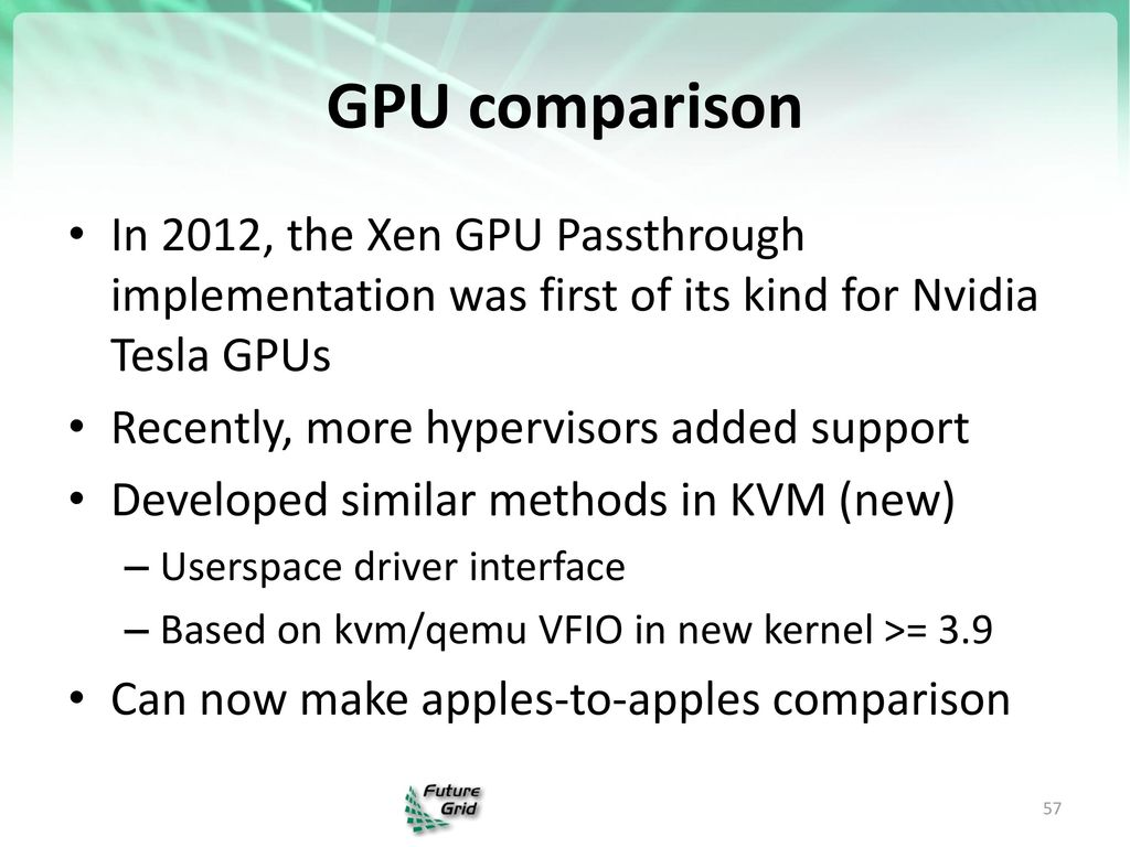 What Is Gpu Passthrough