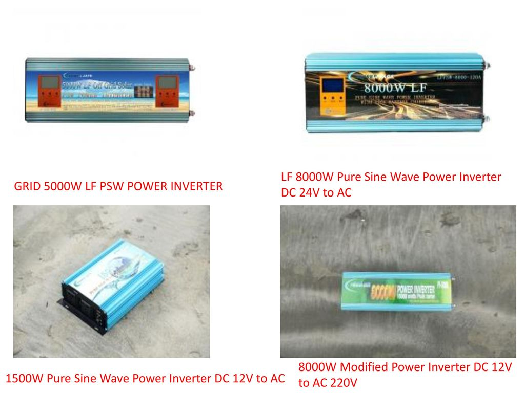 Power Jack Electric Coltd Ppt Download Inverter Dc Ac Pure Sine Wave On 5000w Lf 8000w 24v To