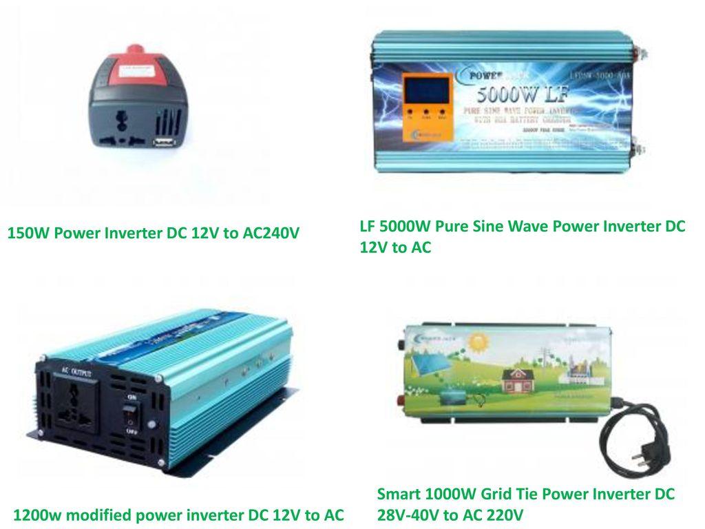 Power Jack Electric Coltd Ppt Download Inverter Dc Ac Pure Sine Wave On 5000w Lf 12v To