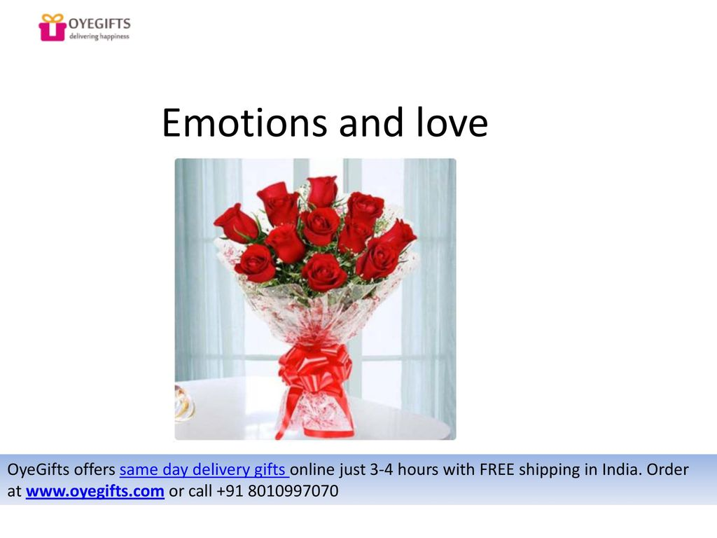 Send Same Day Delivery Gifts Online Across India Ppt Download