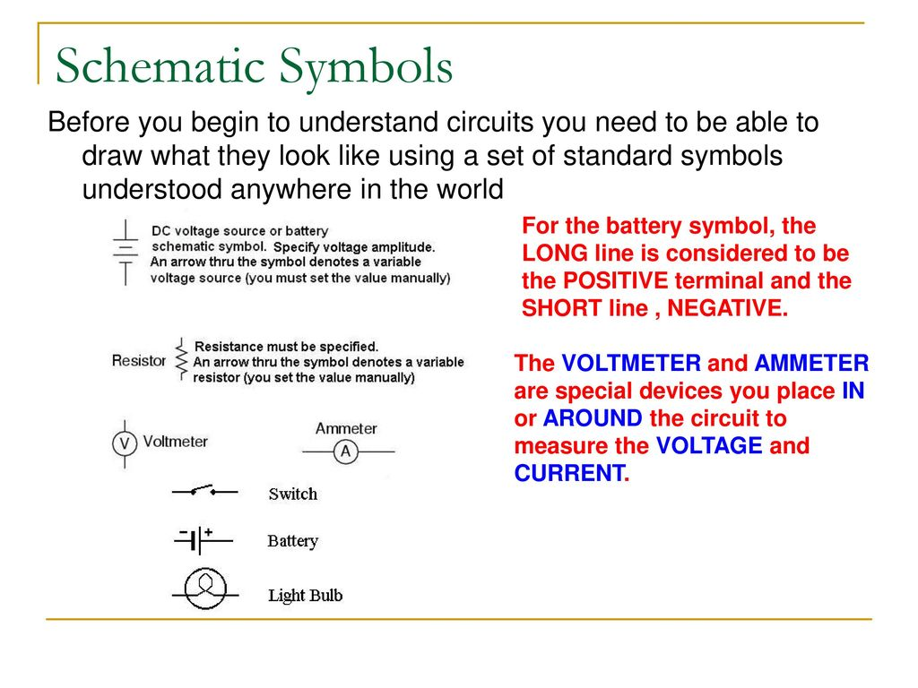Unit 10 Electric Circuits Ppt Download Logic Gates All Have Specific Circuit Symbols Just Like Resistors 16 Schematic
