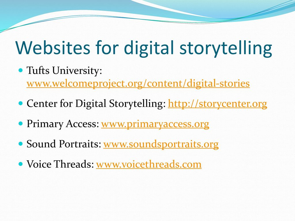 Teaching Literacy Across the Curriculum with Storytelling