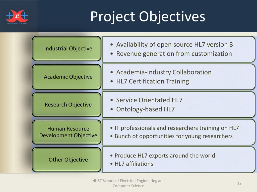 Health Life Horizon Project & HL7 Business Case - ppt download