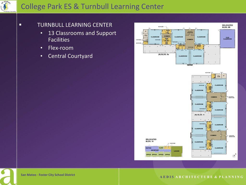 College Park Elementary School & Turnbull Learning Center