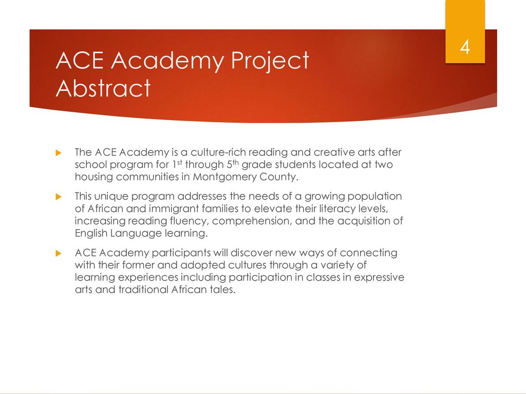 ACE Academy Staff Handbook ppt download