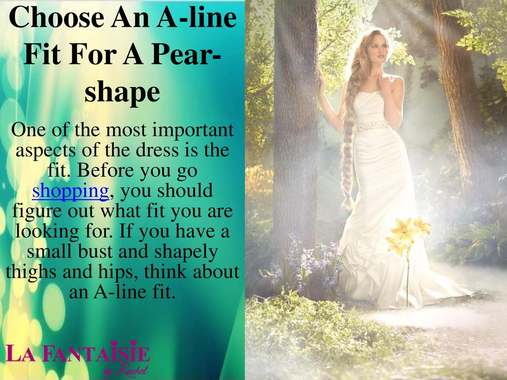 How To Choose A Wedding Dress Ppt Download
