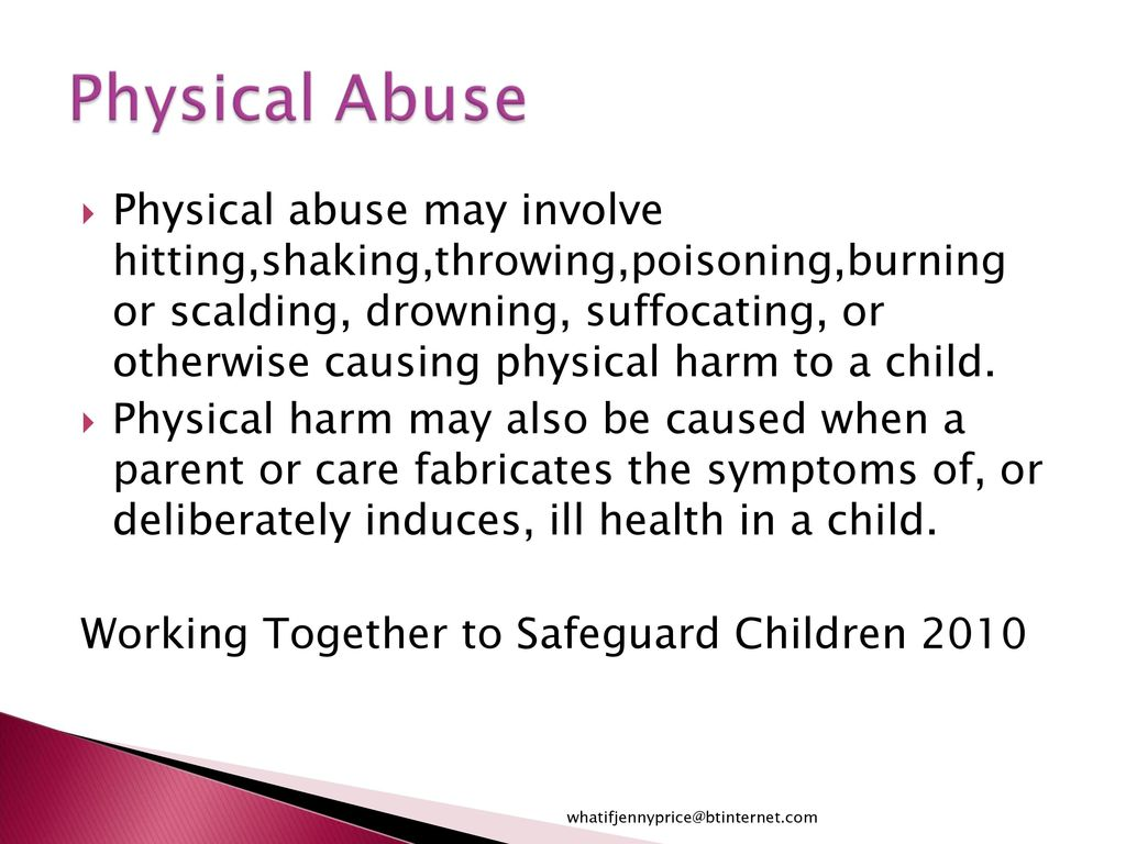 a basic definition of abuse is 'the abuse of power by a - ppt download