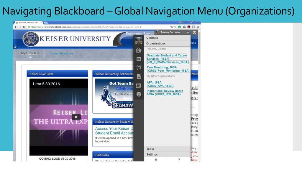Online Student Orientation Ppt Download