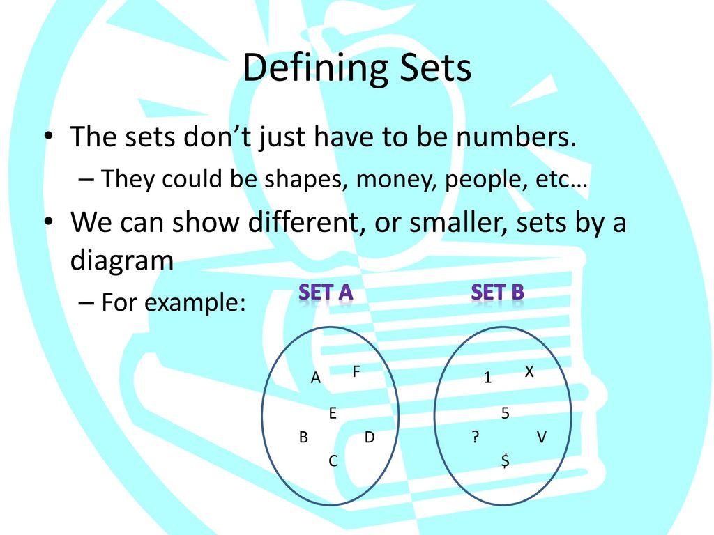 Logic Sets And Probability Ppt Download Diagram Shapes 4 Defining