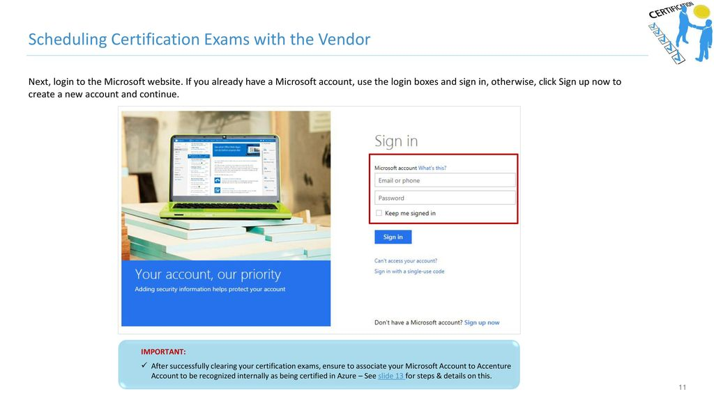 Microsoft Azure External Certification Guide - ppt download