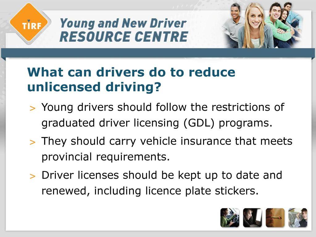Unlicensed Driving Ppt Download