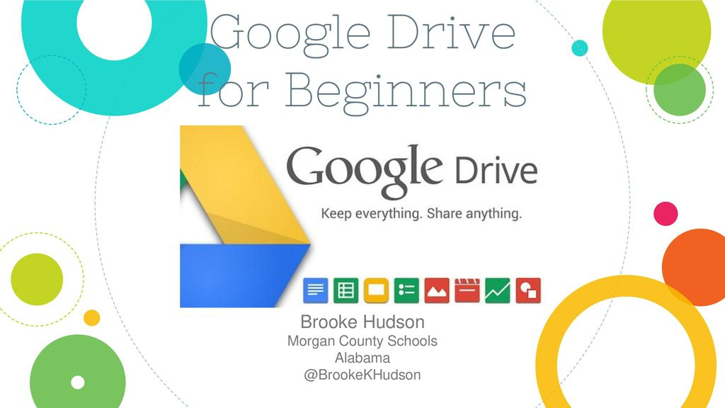 Google Drive for Beginners - ppt download