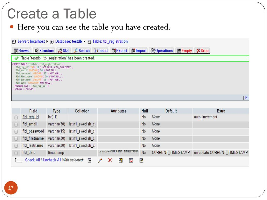 Web Design and Development - ppt download