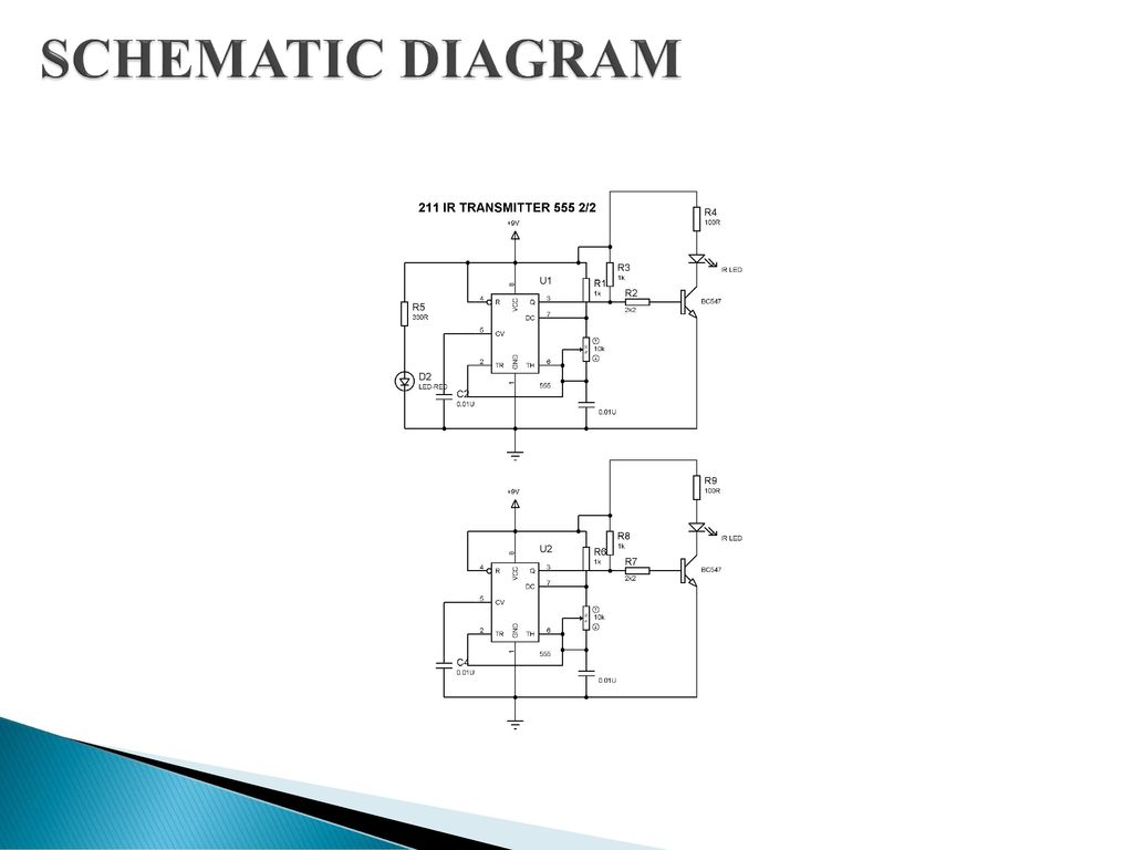 Conveyor Belt Object Counting With Ir Sensing Display Ppt Download Led And Photo Diode Detection Circuit Diagram 19 Schematic