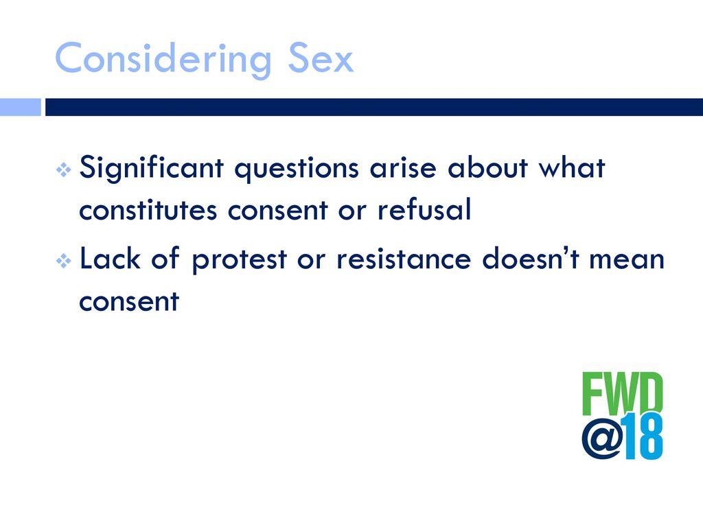 what constitutes mean