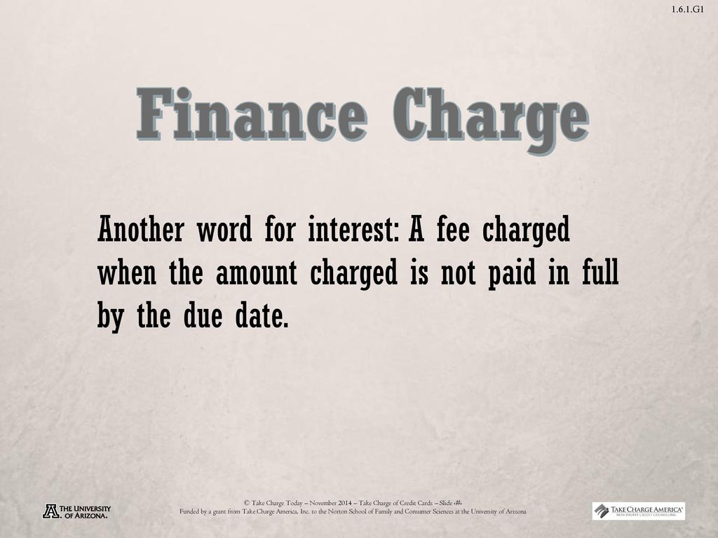 Take Charge Of Credit Cards Ppt Download