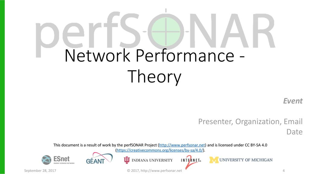 Network Performance - Theory - ppt download