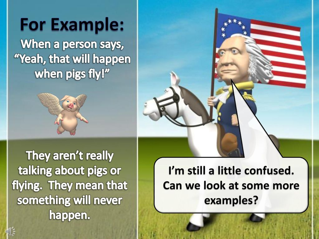 Idioms With George Washington Created By Teachers Unleashed Ppt