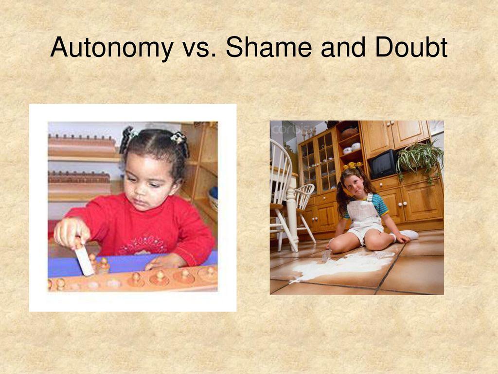 autonomy vs doubt