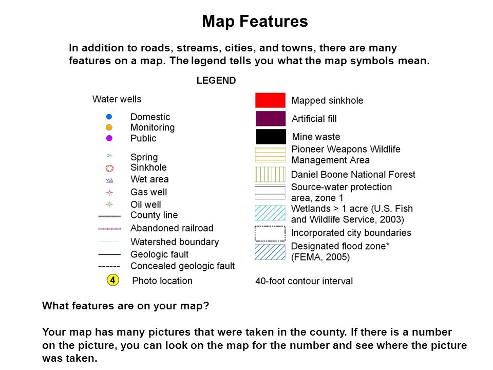 Maps Tell Us About Where We Live Ppt Download
