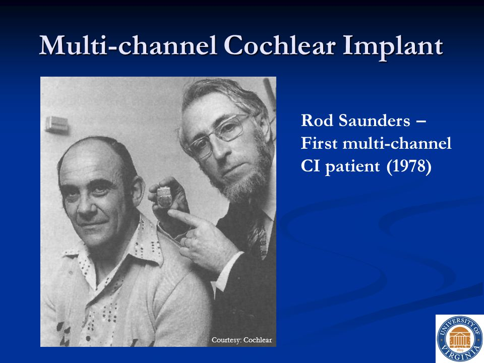 Multi-channel Cochlear Implant