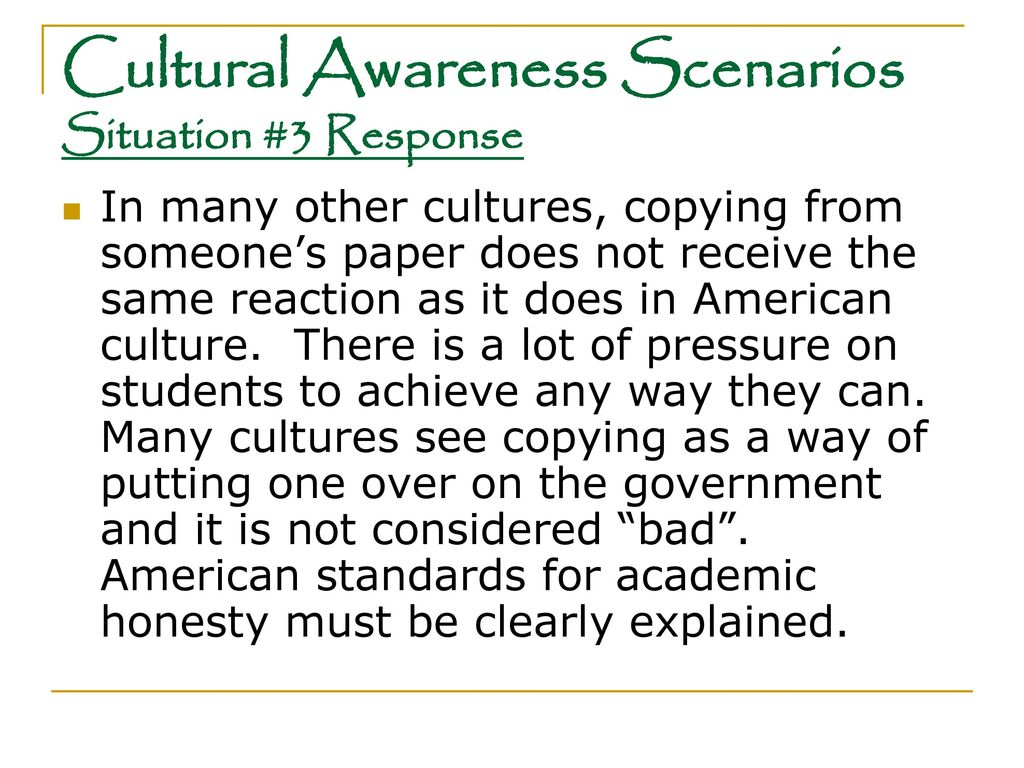 cultural awareness. - ppt download