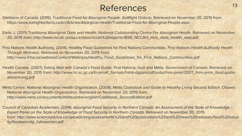 Journey Into Aboriginal Health Ppt Download