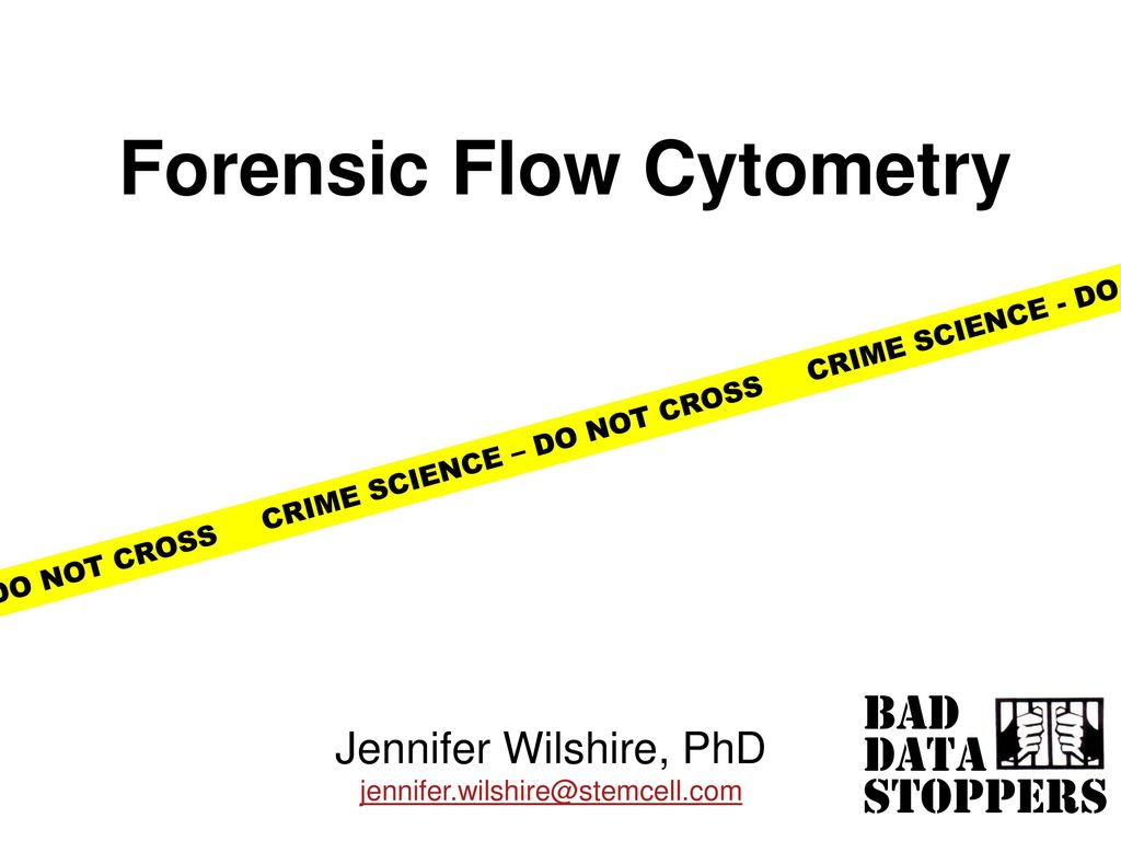 Forensic Flow Cytometry