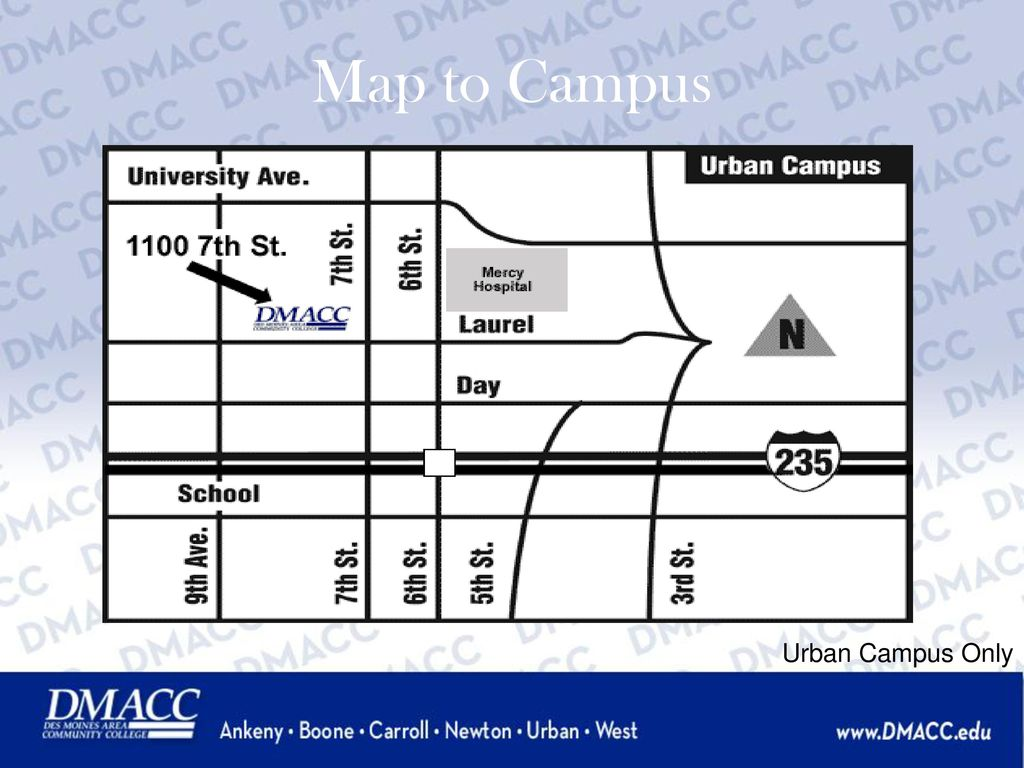 Welcome To Des Moines Area Community College Urban Des Moines Campus