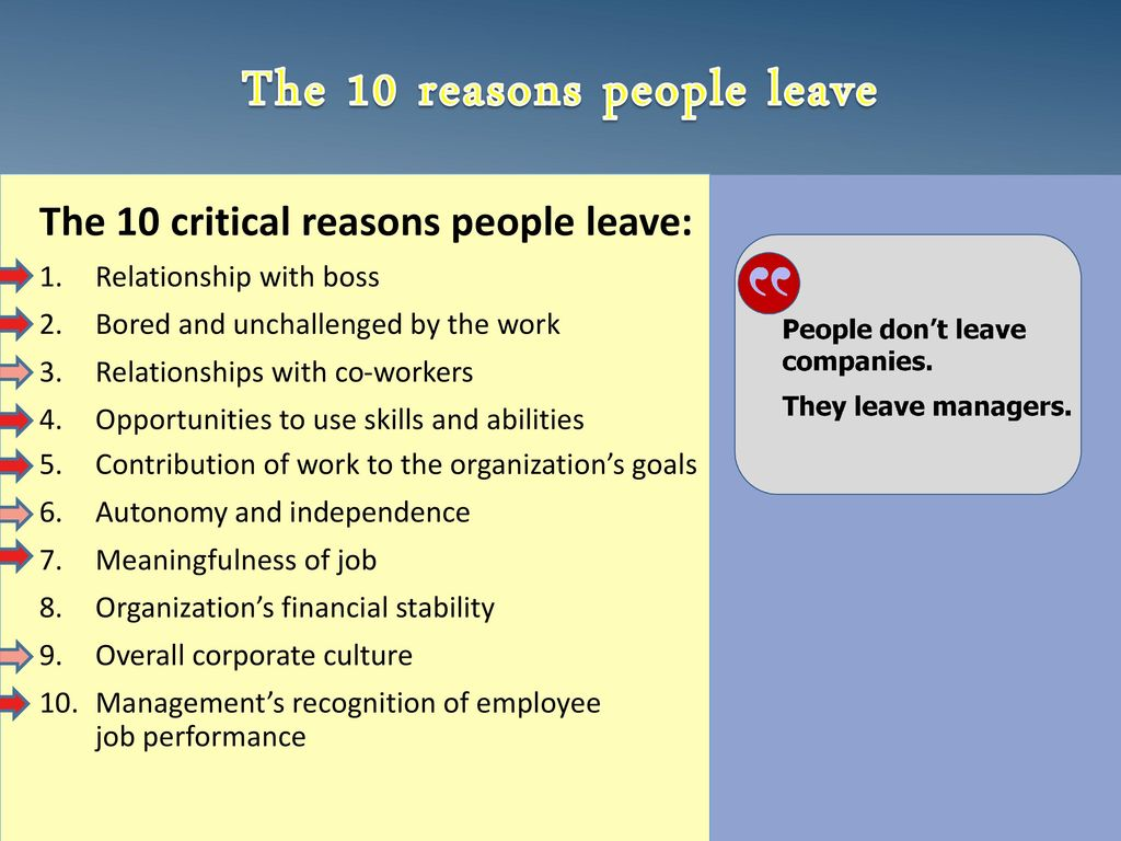 10 reasons to leave a relationship