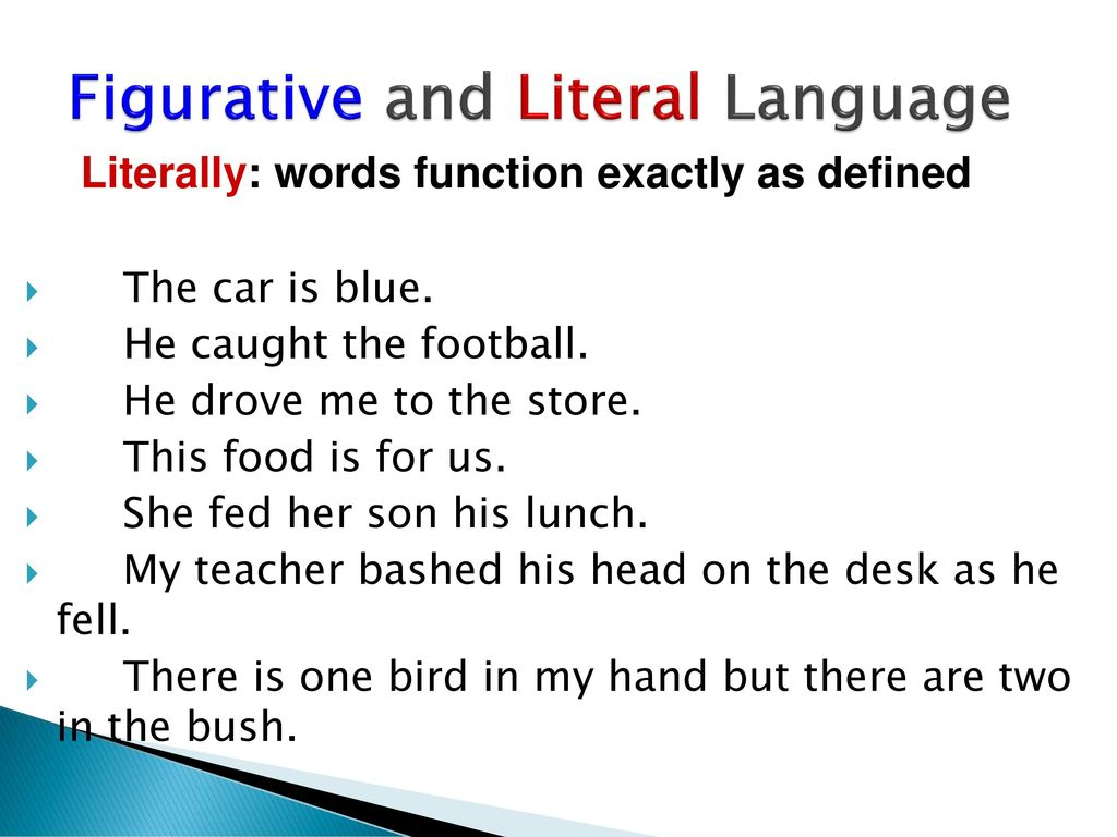 figurative language figuring it out. - ppt download