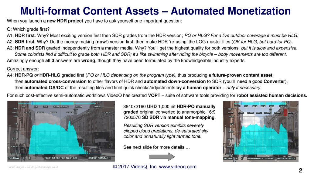 Video Standards Signals, Formats and Interfaces - ppt download
