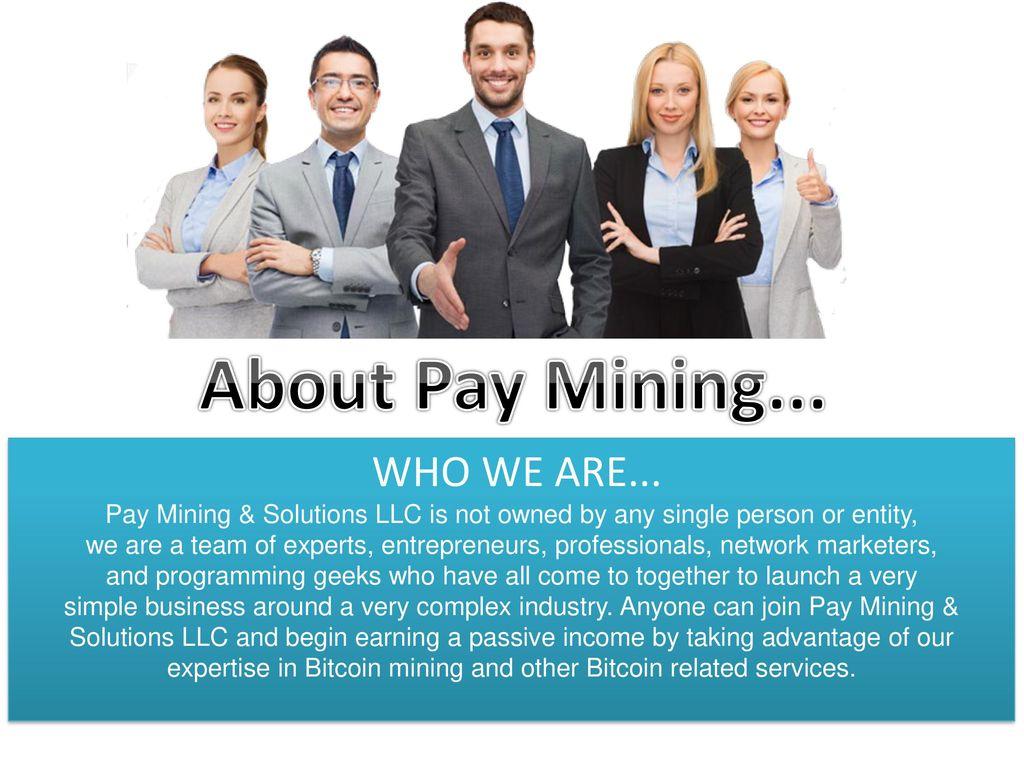 bitcoin management solutions llc prisijunkite prie bitcoin trading