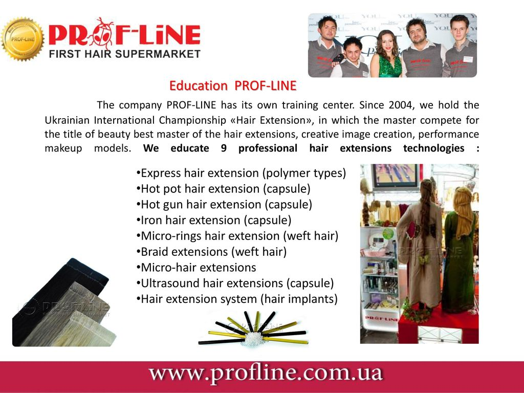 Hair Extension Ppt Download