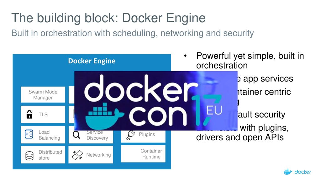 Deploying Hybrid-OS Applications with Docker EE - ppt download