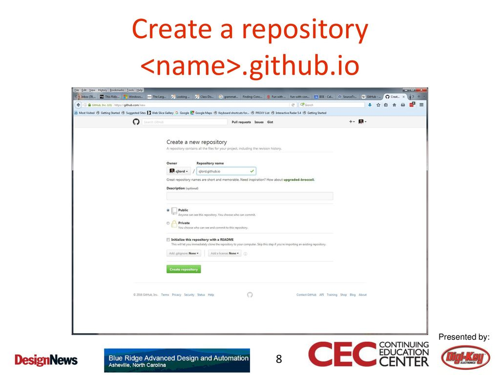 Introduction to Git and Github – A Hands-on Course - ppt download