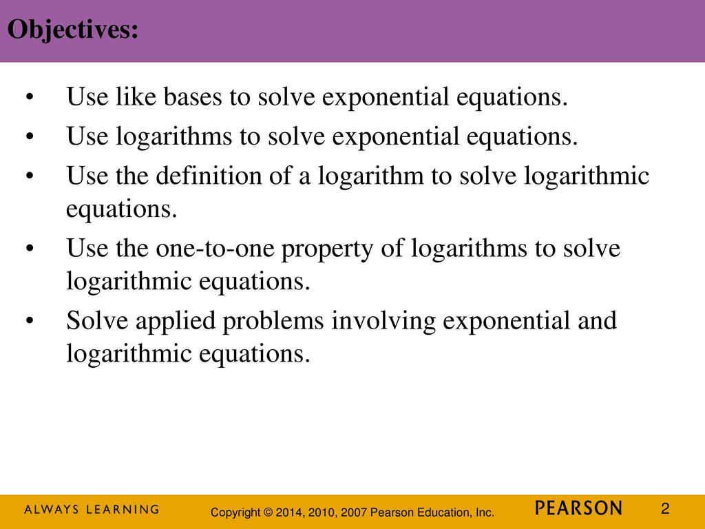 copyright © 2014, 2010, 2007 pearson education, inc. - ppt download