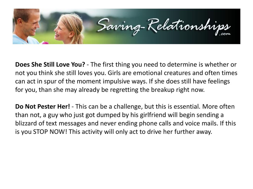 My Girlfriend Dumped Me! - Steps You Must Take - ppt download