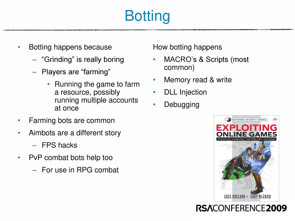 Farming Bots For Games